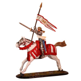 M54 63 Joan of Arc Painted
