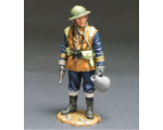 FOB005 British Naval Officer King and Country