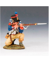 NA248 French Line Infantry Kneeling Firing King and Country