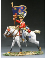 NA083 Scots Grey Standard Bearer King and Country