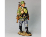 WS115 Marching Waffen SS Trooper King and Country