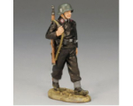 WS158 Panzer Crewman Marching King and Country