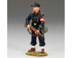 WS188 Hitler Jugend Guard with Rifle King and Country