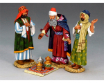 LoJ003 The Three Wise Men King and Country