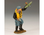 LW041A Major Walter Nowi Novotny Luftwaffe King and Country