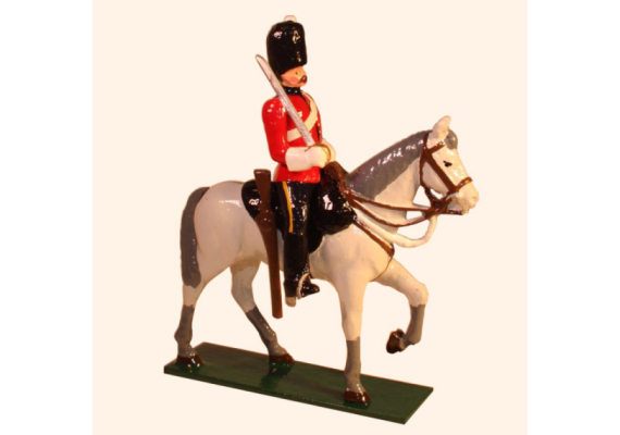 M102 Toy Soldier Trooper, Royal Scots Greys The 2nd Dragoons 1900 Kit