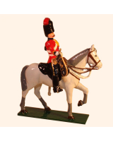 M104 Toy Soldier Trumpeter, Royal Scots Greys The 2nd Dragoons 1900 Kit