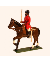 M211 Toy Soldiers Set Sergeant 4th Bengal Lancers 1900 Kit
