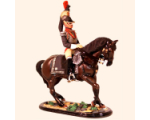 M54 60 Officer French Cuirassier Painted