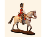 M90 06 Trooper The Scots Greys 2nd North British Dragoons 1815 - 90mm Kit