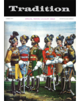No 50 Tradition Magazine SPECIAL INDIAN CAVALRY ISSUE - Reproduced
