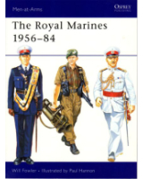 Osprey Publishing Men at Arms Series 156 The Royal Marines 1956-84