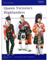 Osprey Publishing Men at Arms Series 442 Queen's Victoria's Highlanders