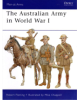 Osprey Publishing Men at Arms Series 478 The Australian Army in World War I