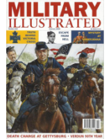 Military Illustrated Magazine 213 February 2006 Death Charge at Gettysburg