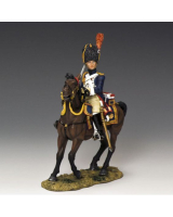 NA221 French Mounted Grenadier with Sword King and Country