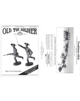 Old Toy Soldier Magazine 1993 Volume 17 Number 3 New 10cm Composition