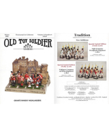 Old Toy Soldier Magazine 2008 Volume 31 Number 4 Grants Whisky Highlanders