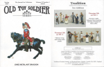 Old Toy Soldier Magazine 2008 Volume 32 Number 1 Used
