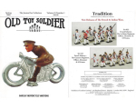 Old Toy Soldier Magazine 2009 Volume 33 Number 1