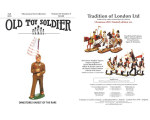 Old Toy Soldier Magazine 2011 Volume 35 Number 3 Dimestores Rarest of the Rare