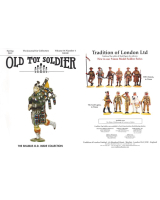 Old Toy Soldier Magazine 2012 Volume 36 Number 1 The Shamus O.D Wade Collection