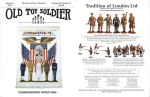 Old Toy Soldier Magazine 2014 Volume 38 Number 2