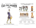 Old Toy Soldier Magazine 2014 Volume 38 Number 3