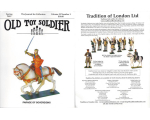 Old Toy Soldier Magazine 2015 Volume 39 Number 1