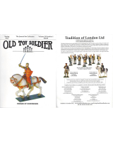 Old Toy Soldier Magazine 2015 Volume 39 Number 1 Parade of Sovereigns