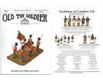 Old Toy Soldier Magazine 2015 Volume 39 Number 2 Britains Clyde Model Dockyard