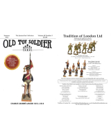 Old Toy Soldier Magazine 2016 Volume 40 Number 2 Charles Sandrè Lancer 1813 - 1814