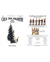 Old Toy Soldier Magazine 2016 Volume 40 Number 3 TROPHY CHRISTMAS