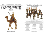 Old Toy Soldier Magazine 2017 Volume 41 Number 1 Britains Camel Corps