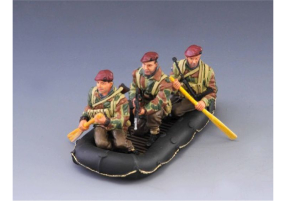 THOMAS GUNN PARA005 - Dinghy Set
