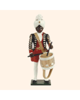 PG 6 Toy Soldier Drummer Potsdam Giant Grenadiers Kit