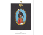 Plate No.013 Officer 7th Dragoon Guards c. 1810