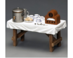 RAF64 Tea and Sandwich Table King and Country