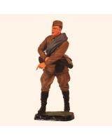 RC110 11b Russian Private Infantry 1943 Painted