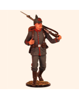 RC110 18 German Infantryman 1914 First World War Painted
