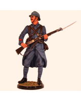 RC110 22 French Infantryman 1916 First World War Painted