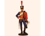 RC110 08 French Hussar 1808 Napoleonic Period Kit