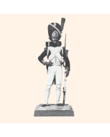 RC120 03 French Imperial Guard Grenadier 1812 Painted