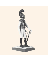 RC120 04 General Officer of Carabiniers Painted