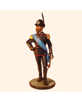 RC90 100 Officer Alpini Regiment 1900 Painted