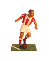 SM001 Sir Stanley Matthews - Stoke City Painted