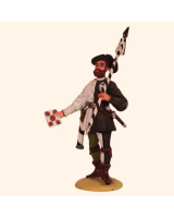 SP54-08 Appenzell Postman Painted