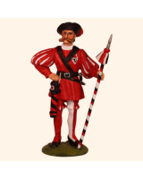 SP54-11 Glarus - Glaris Postman Painted