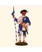 SP54-13 Lucerne - Luzern Postman Painted