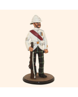 Sqn80 060 Sergeant Highland Light Infantry 1900 Painted